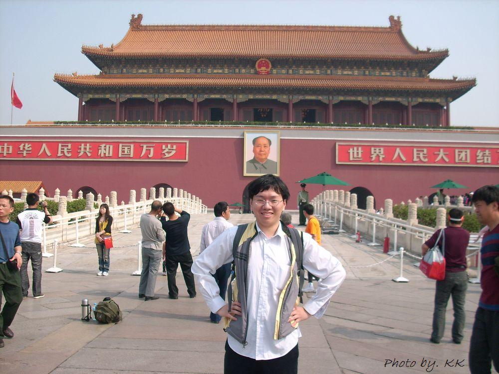 北京旅游生活照