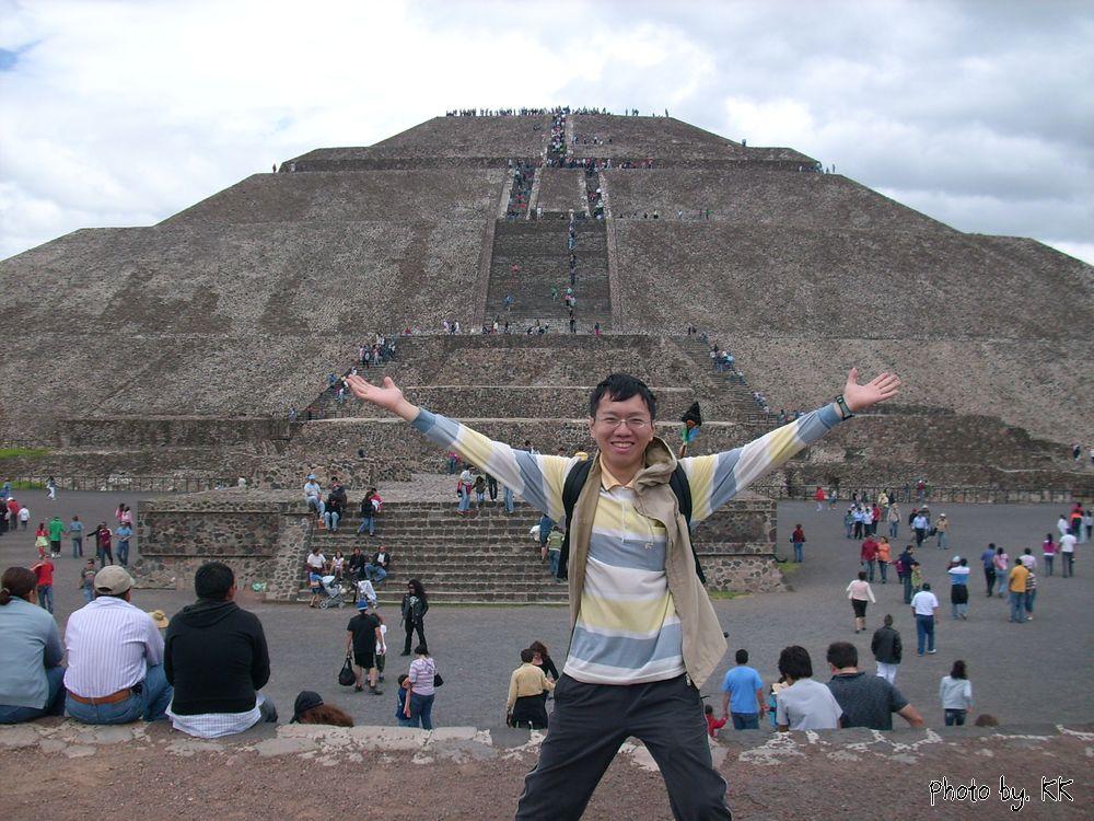 雄伟! 太阳与月亮金字塔